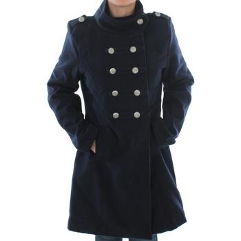 Kleidung Damen Mäntel Made In Italia ELENA MARINE Azul marino