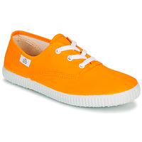 Schuhe Kinder Sneaker Low Citrouille et Compagnie KIPPI BOU Gelb
