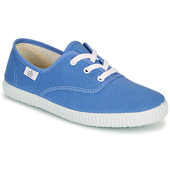 Schuhe Kinder Sneaker Low Citrouille et Compagnie KIPPI BOU Blau