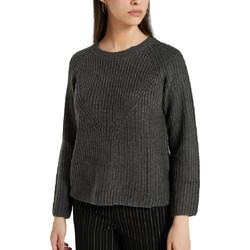 Kleidung Damen Pullover Jacqueline De Yong 15215954 Grau