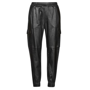 Kleidung Damen 5-Pocket-Hosen Oakwood CARGO Schwarz
