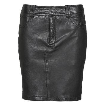 Kleidung Damen Röcke Oakwood CROSS Schwarz