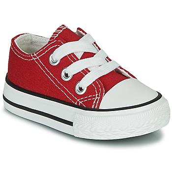 Schuhe Kinder Sneaker Low Citrouille et Compagnie OTAL Rot