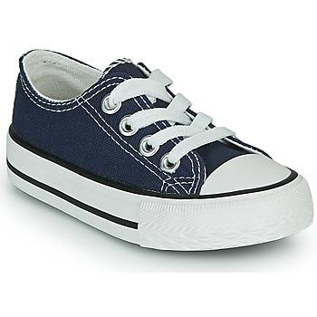 Schuhe Kinder Sneaker Low Citrouille et Compagnie OTAL Marine