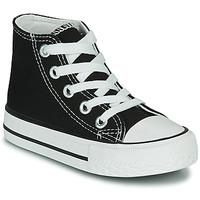 Schuhe Kinder Sneaker High Citrouille et Compagnie OTAL Schwarz