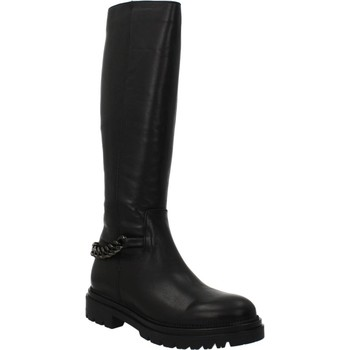 Schuhe Damen Klassische Stiefel Inuovo 624008I Schwarz