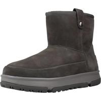 Schuhe Damen Schneestiefel UGG CLASSIC WEATHER MINI Grau