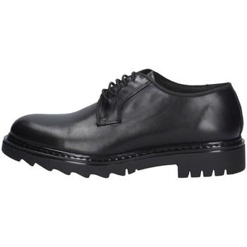 Schuhe Herren Derby-Schuhe Exton 712 SCHWARZ