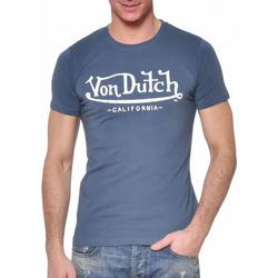 Kleidung Herren T-Shirts Von Dutch VD/TRC/LIFE Blau