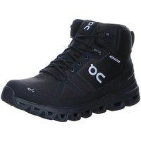 Schuhe Damen Laufschuhe On Sportschuhe Cloudrock Waterproof 23.99851 schwarz