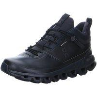 Schuhe Damen Laufschuhe On Sportschuhe Cloud Hi Waterproof 2899672 grau