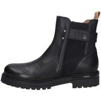 Schuhe Damen Ankle Boots Alviero Martini 0794/0092 SCHWARZ