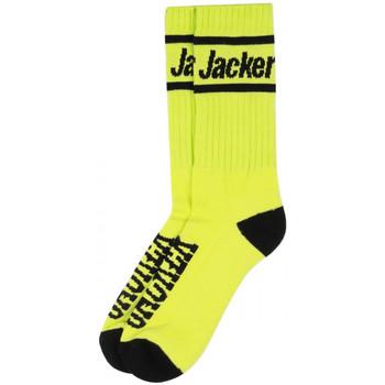 Accessoires Herren Socken & Strümpfe Jacker After logo socks Grün