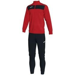 Kleidung Herren Sweatshirts Joma Academy Ii Trainingsanzug - rot-schwarz Rot