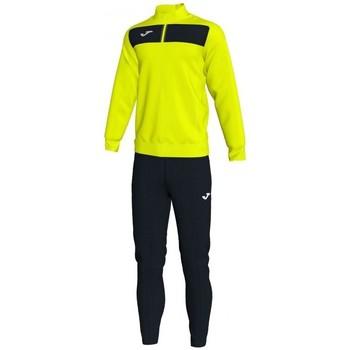Kleidung Herren Sweatshirts Joma Academy Ii Trainingsanzug - gelb-schwarz Gelb