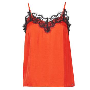 Kleidung Damen Tops Les Petites Bombes AMY Orange