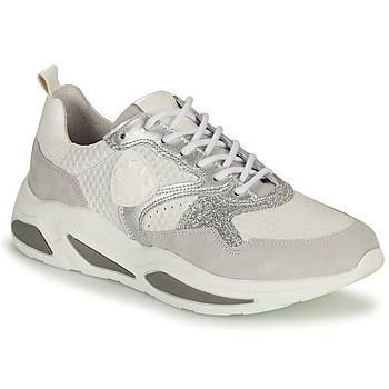 Schuhe Damen Sneaker Low Philippe Morvan BISKY V1 Weiss