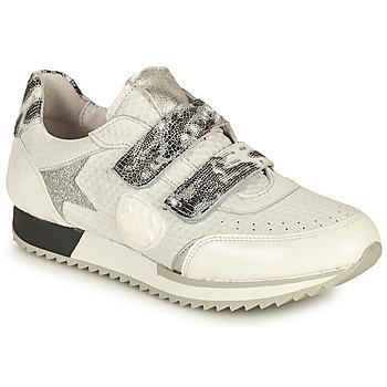 Schuhe Damen Sneaker Low Philippe Morvan ROLL V1 Weiss