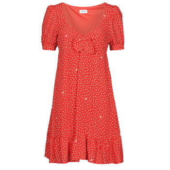 Kleidung Damen Kurze Kleider Liu Jo WA1339-T4768-T9684 Rot