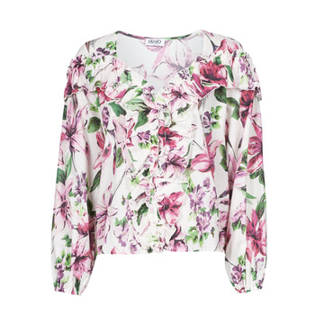 Kleidung Damen Tops / Blusen Liu Jo WA1084-T5976-T9706 Multicolor
