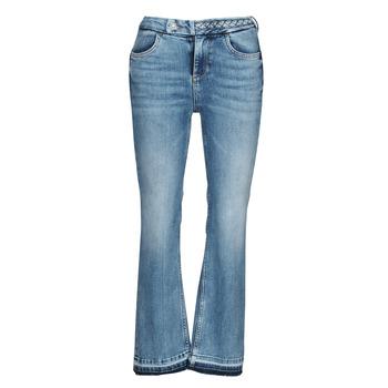 Kleidung Damen Bootcut Jeans Liu Jo MONROE Blau