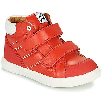 Schuhe Jungen Sneaker High GBB MORISO Rot