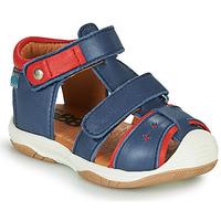 Schuhe Jungen Sandalen / Sandaletten GBB EUZAK Blau