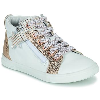 Schuhe Mädchen Sneaker High GBB VALA Weiss