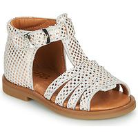 Schuhe Mädchen Sandalen / Sandaletten GBB ATECA Rose