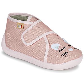 Schuhe Mädchen Hausschuhe GBB APODIE Rose