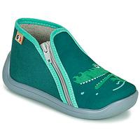 Schuhe Mädchen Hausschuhe GBB APOMO Grün