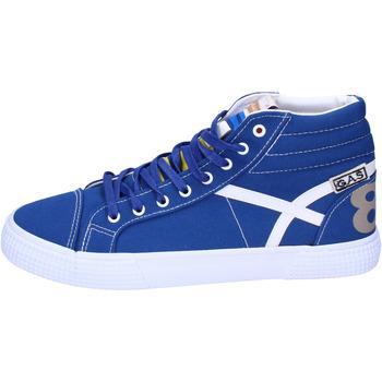 Schuhe Herren Sneaker Gas BJ59 Blau