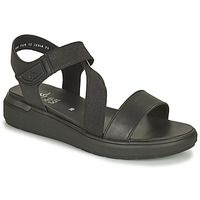 Schuhe Damen Sandalen / Sandaletten Ara IBIZA-S HIGH SOFT Schwarz