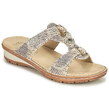 Schuhe Damen Sandalen / Sandaletten Ara HAWAII Beige