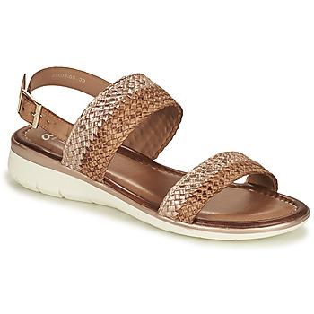 Schuhe Damen Sandalen / Sandaletten Ara KRETA-S Braun