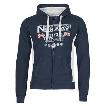 Kleidung Herren Sweatshirts Geographical Norway GAFONT Marine