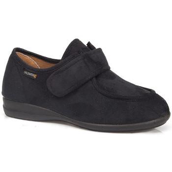 Schuhe Hausschuhe Calzamedi HAUSHALTS- UND / ODER POSTOPERATIVE MITTELSCHUHE 3081 SCHWARZ