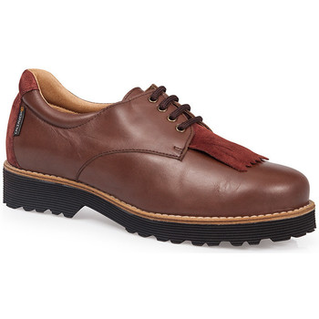 Schuhe Damen Derby-Schuhe Calzamedi Schuhe  ADAPTABLE BROWN