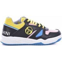 Schuhe Damen Sneaker Low Sergio Tacchini STW912015 Schwarz