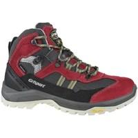 Schuhe Damen Wanderschuhe Grisport 14407S7G Grau