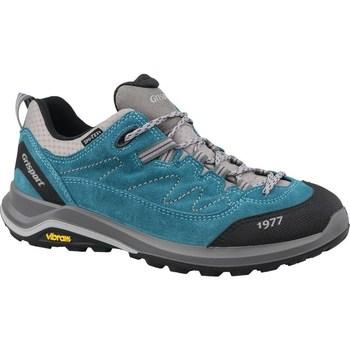 Schuhe Herren Wanderschuhe Grisport 14303A8T Türkisfarbig