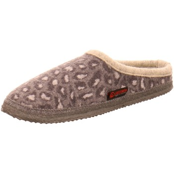 Schuhe Damen Hausschuhe Giesswein 74-10-55181/017 beige