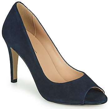 Schuhe Damen Pumps Betty London EMANA Marine