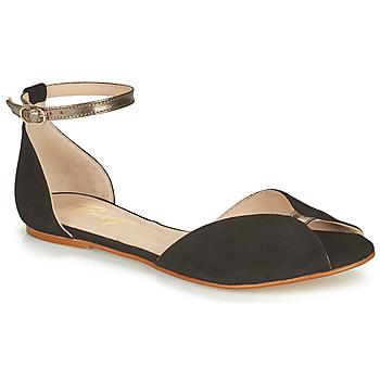 Schuhe Damen Sandalen / Sandaletten Betty London INALI Schwarz