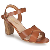 Schuhe Damen Sandalen / Sandaletten Betty London OCOLA Camel