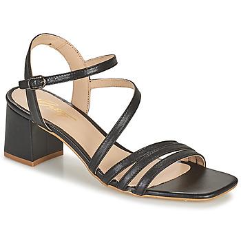 Schuhe Damen Sandalen / Sandaletten Betty London OCHANTE Schwarz