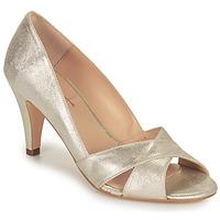 Schuhe Damen Pumps Betty London OCHINA Silbern