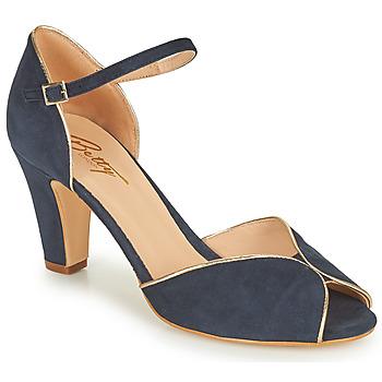 Schuhe Damen Sandalen / Sandaletten Betty London ORADI Marine