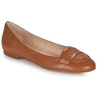 Schuhe Damen Ballerinas Betty London OVINOU Camel