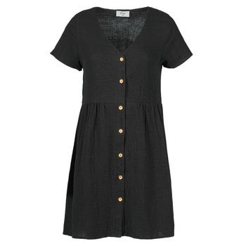 Kleidung Damen Kurze Kleider Betty London MARDI Schwarz